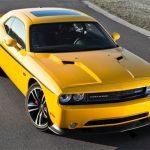 Dodge Challenger SRT8 Puzzle